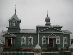 Храм в честь Архангела Михаила с. Шилокша