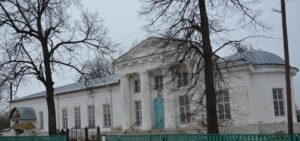 Храм Саваслейка